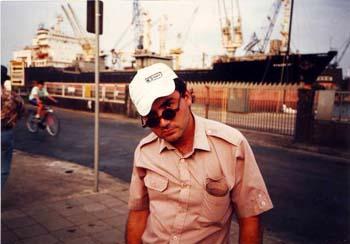 На снимке: Валерий Соболев, автор рассказа